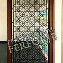 Lazer Kesim Kapı Motifi Kod:KM-01