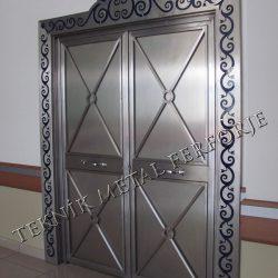 Lazer Kesim Kapı Motifi Kod:KM-60