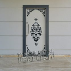 Ferforje Bina Kapısı Kod:BK-81