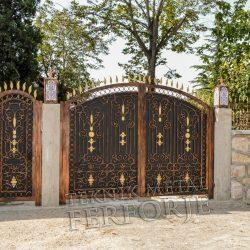 Ferforje Bahçe Kapısı Kod: BC-104