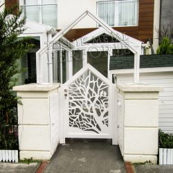 Ferforje Bahçe Kapısı Kod: BC-98