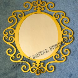 Lazer Kesim Ayna - 06