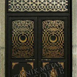 Ferforje Bina Kapısı Kod:BK-11