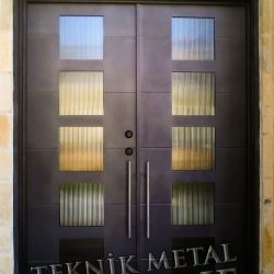 Ferforje Bina Kapısı Kod:BK-13