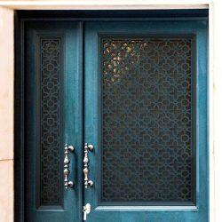 Ferforje Bina Kapısı Kod:BK-20