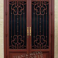 Ferforje Bina Kapısı Kod:BK-22