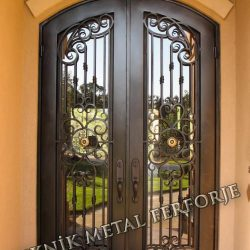 Ferforje Bina Kapısı Kod:BK-23