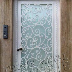 Ferforje Bina Kapısı Kod:BK-38