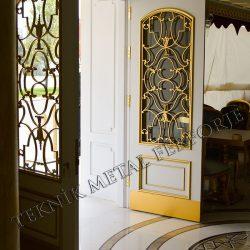 Ferforje Bina Kapısı Kod:BK-04