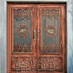 Ferforje Bina Kapısı Kod:BK-52