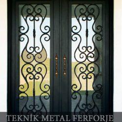 Ferforje Bina Kapısı Kod:BK-56