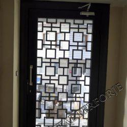 Ferforje Bina Kapısı Kod:BK-61
