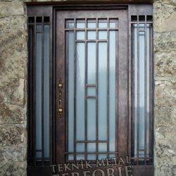 Ferforje Bina Kapısı Kod:BK-64