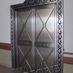 Ferforje Bina Kapısı Kod:BK-09