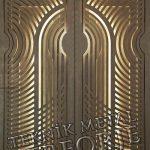 Ahşap Ferforje Kapı Kod: AK-17
