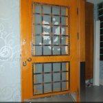 Ahşap Ferforje Kapı Kod: AK-07