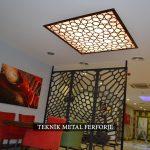 Tavan aydınlatma apliği ve paravan Kod:PR-112